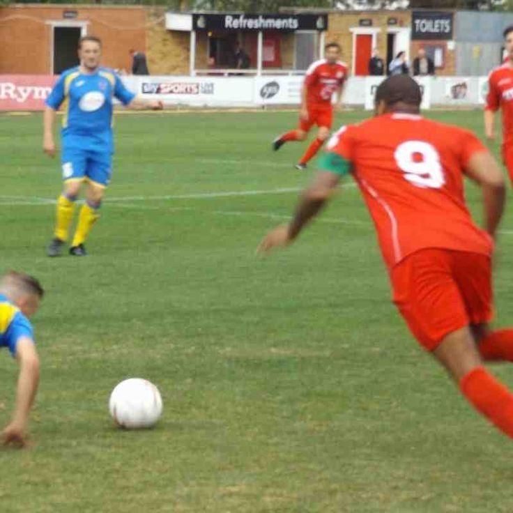 Harrow Borough Football Club Football club  - The Ryman Football League…