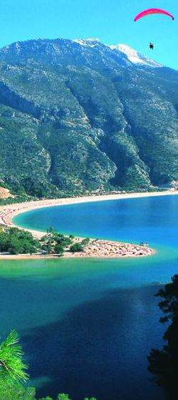 Extraordinarily serene.  Marmaris, Turkey.