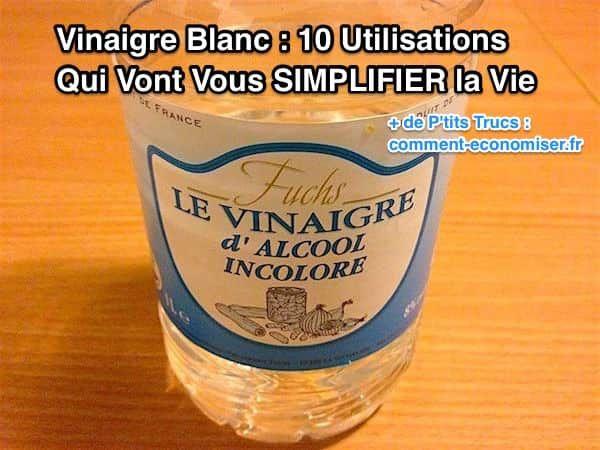 78 best Utilisations Magiques du Vinaigre Blanc images on Pinterest - mauvaises odeurs canalisations salle de bain
