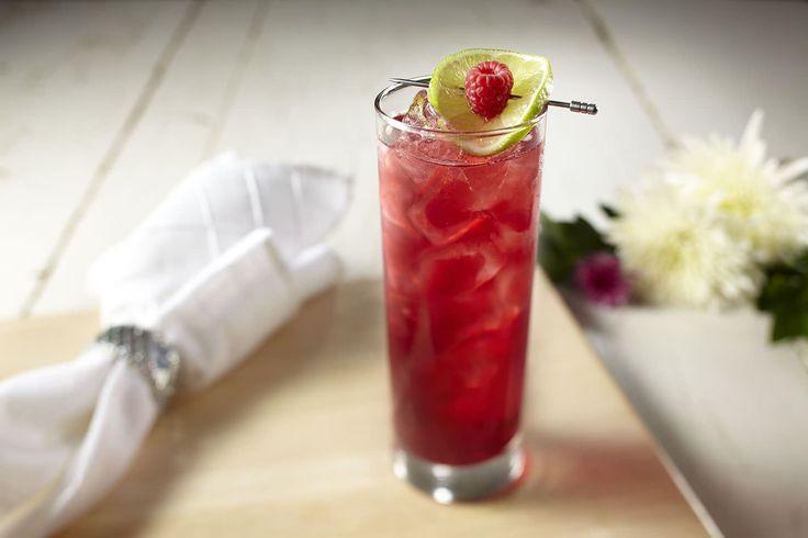 Smirnoff Raspberry Collins   Vodka Cocktail Recipes - The Bar
