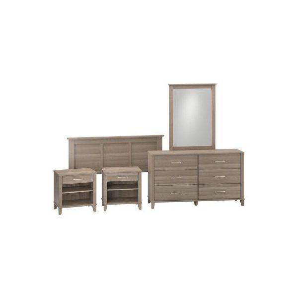 Valencia 5 Piece Dresser Set 5 Piece Bedroom Set Dresser Sets