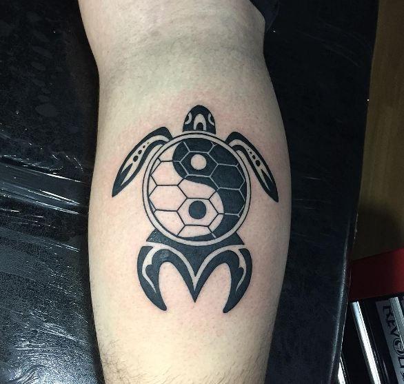 Tattoos That Bring Good Luck Tattoos For Guys Turtle Tattoo Designs Full Sleeve Tattoo Design