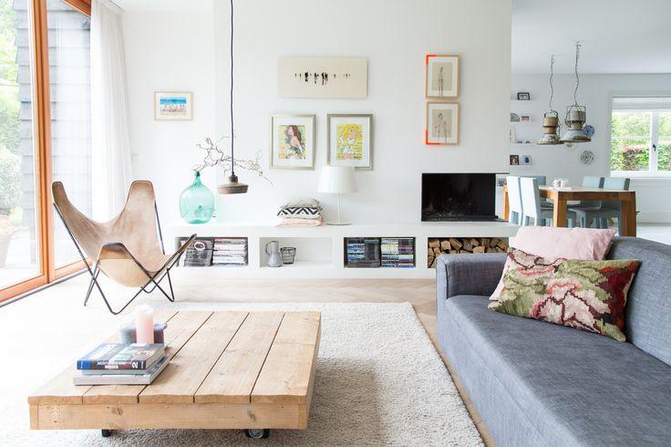interior livingroom interieur woonkamer