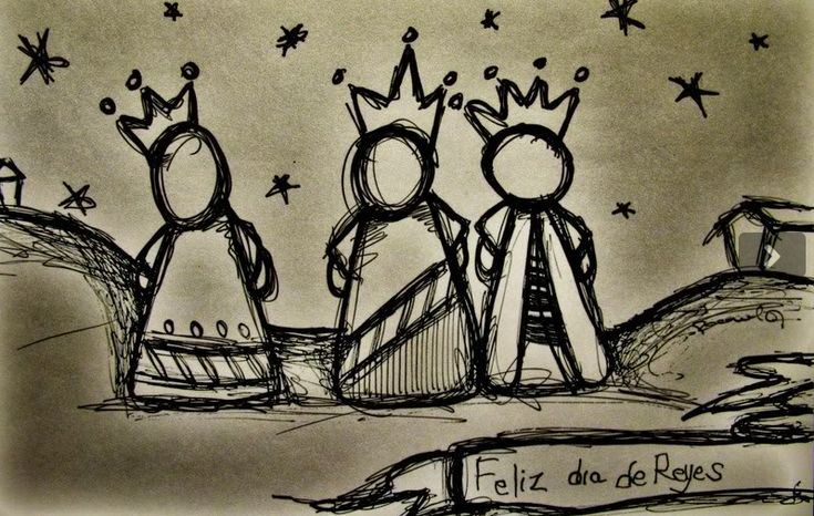 three kings day | Happy Three Kings' Day: The Feast of the Epiphany | Repeating ...