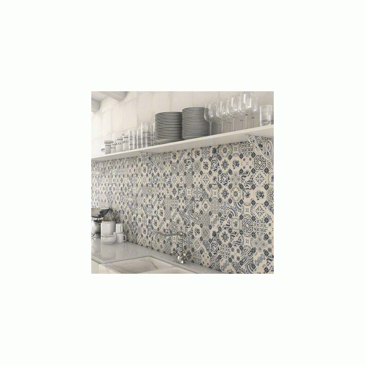 World Parks Stanley 31.6cm x 31.6cm Wall & Floor Tile