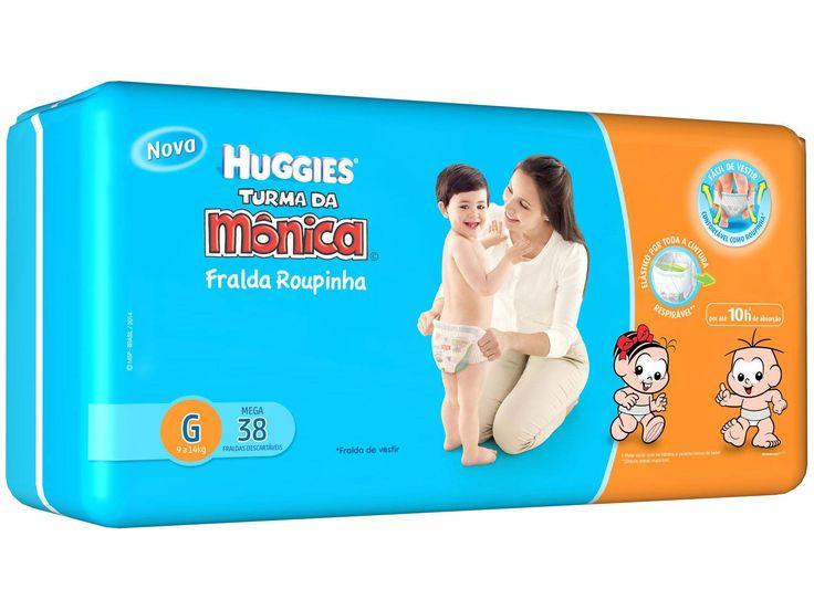fraldas-roupinha-huggies-turma-da-monica-g38-unidades-085820700.jpg (1500×1125)