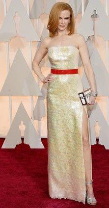 NARS worked with celebrity makeup artist, Maki Ryoke, to create the red carpet makeup look for Nicole Kidman #Oscars #beauty