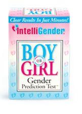 Gender Test.  Gonna do it tomorrow!!  It said boy... 4 more weeks! yay!