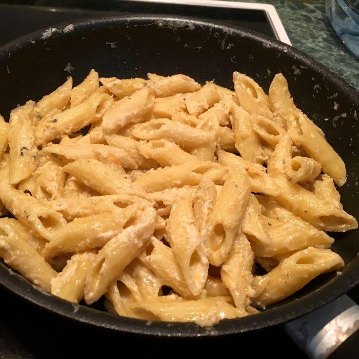 Пенне «Четыре сыра» (Quattro formaggi)