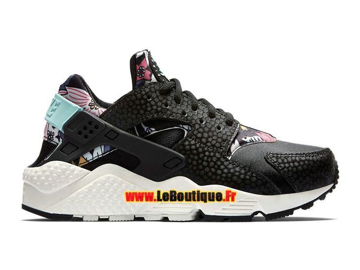 save off f948b 60099 ... Nike Huarache Run (PS) - Chaussure Nike Sportswear Pas Cher Pour Petit  Enfant ...