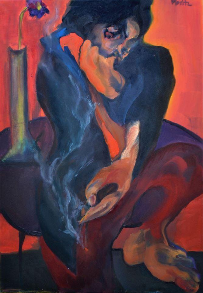 Igor Moritz / Young Polish Painter