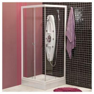Space saving Shower