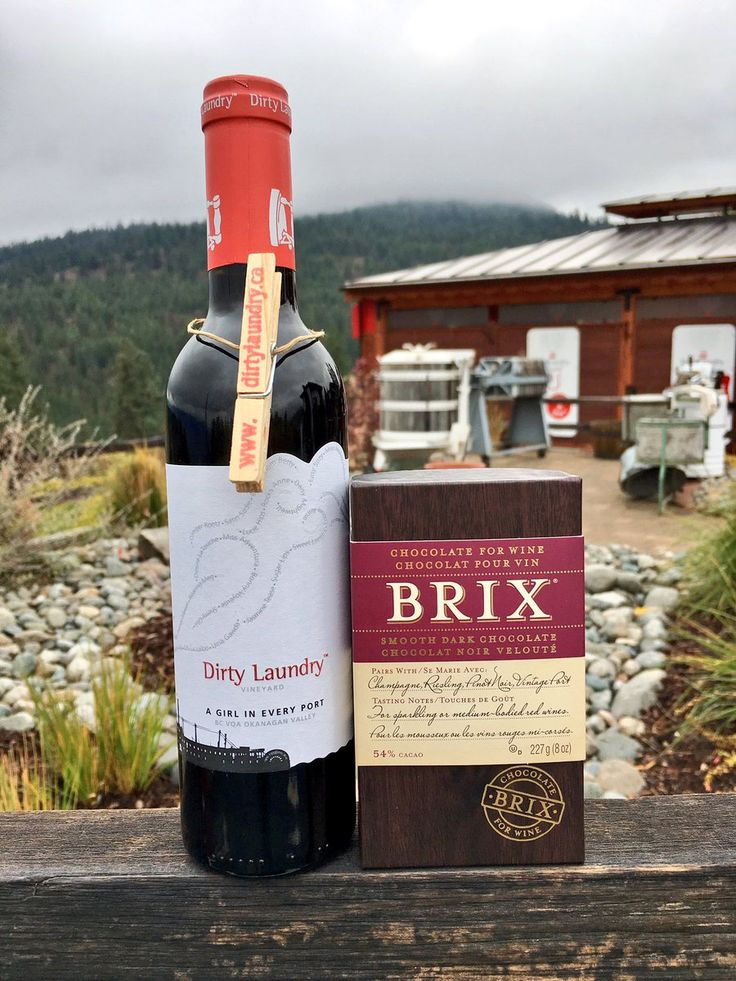 This week's #FeatureFriday is @Dirty Laundry Vineyard in Summerland, BC. They are an awared winning winery that is unique and fun filled. The fine retailer of Brix Chocolate, Govino glassware and #Eisch Decanter Cleaning Balls. Check them out in store or online at http://www.dirtylaundry.ca/
