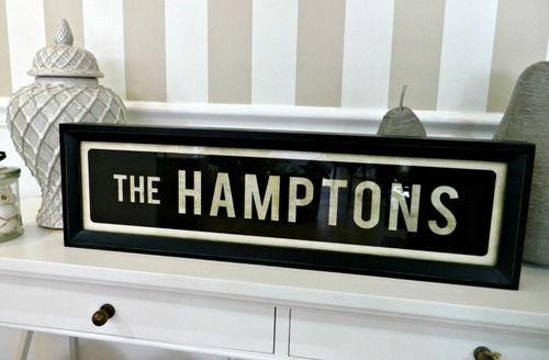 die besten 25 hamptons wohnstil ideen auf pinterest hamptons dekor dekoration im. Black Bedroom Furniture Sets. Home Design Ideas