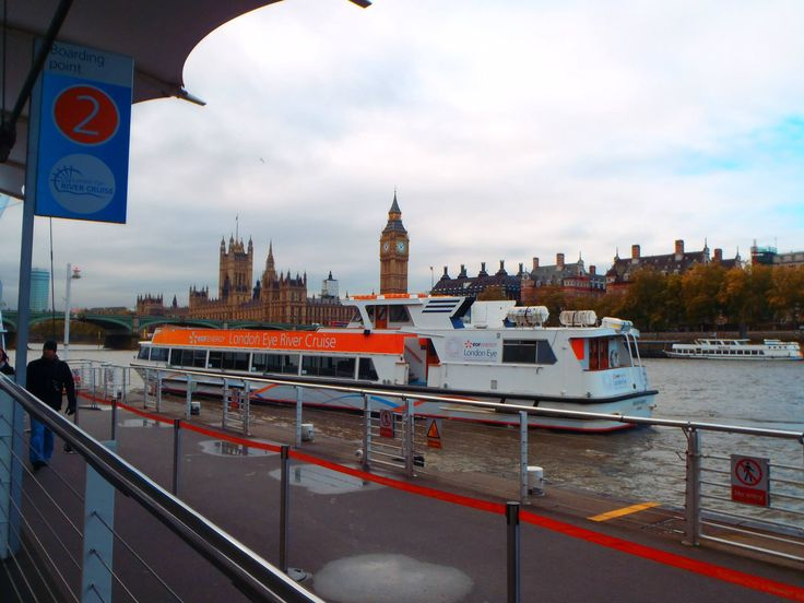 Cruising the Thames lets you see all the sights without wearing out your new leather shoes... photo by Fiona Knight #LONDONCALLING