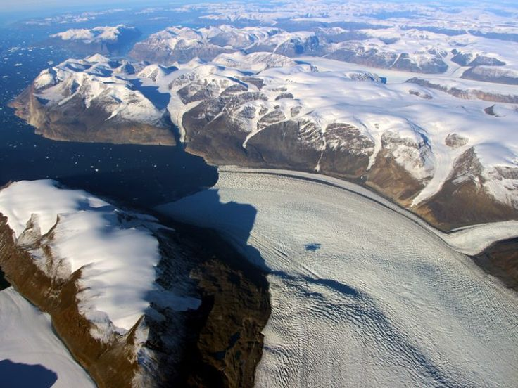 Thursday, Jun. 29, 2017: Massive Waves of Melting Greenland Ice Warped Earth's Crust - Greenland's roughly 1.7 million square kilometer ice sheet has waxed and waned for millennia, with slabs of ice calving into the sea during the summer and snow building the sheet back up in the win...