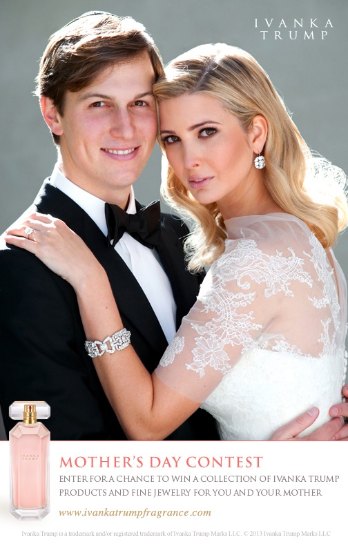 Mothers inspire us! Enter the Ivanka Trump Mother's Day # ...