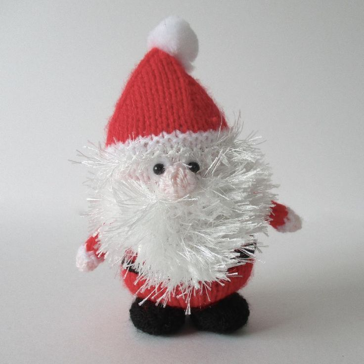119 best Christmas Knitting Patterns images on Pinterest ...
