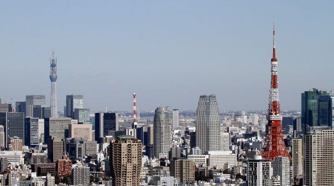 Image of Tokyo Tower Facts for Kids Must Be Knew Pictures