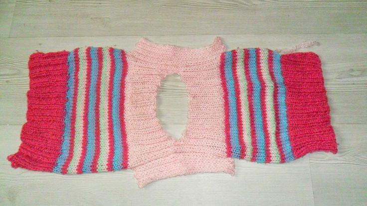 Bine ati venit pe blogul nostru. Va uram lectura placuta!: Mărim, sau micșorăm, după necesități, haine tricot...