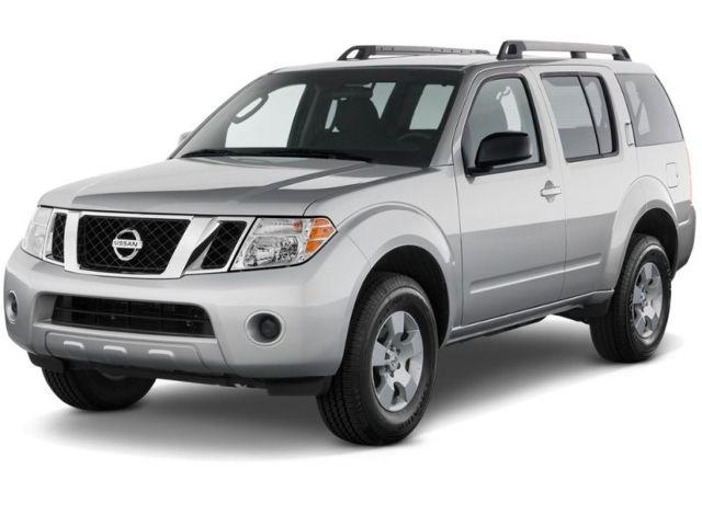 McCarthy Call-A-Car: New NISSAN Pathfinder 2.5 DCi LE 4x4 Dsl MY11. www.callacar.co.za