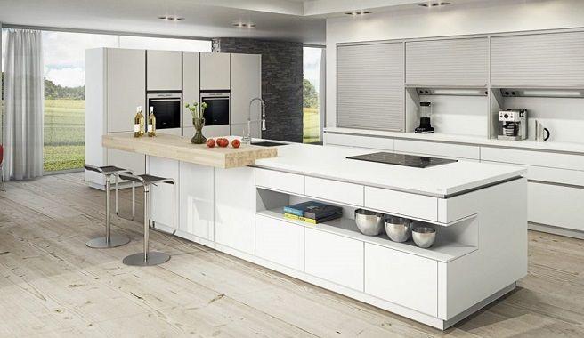 17 best images about cocina on pinterest grey walls for Como decorar una cocina