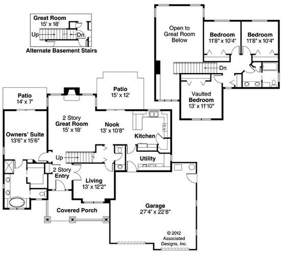 Summerfield Designs House Plans