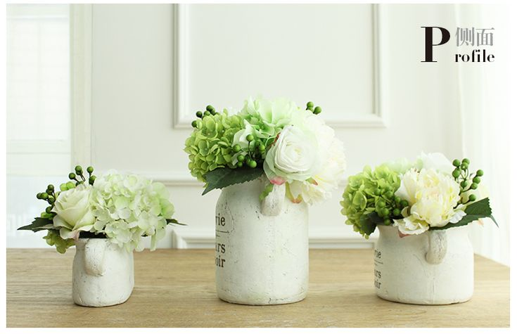 Beautiful Artificial Flowers In Vase For Sale Online