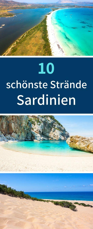 Top 10 Strände Sardinien