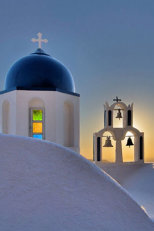 Santorini,southern Aegean Sea, Cyclades,Greece.... #Greece