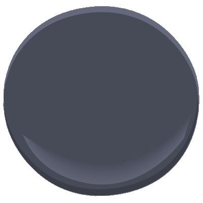 Benjamin Moore Evening Sky 833 | This color is part of the Classic Color Collection