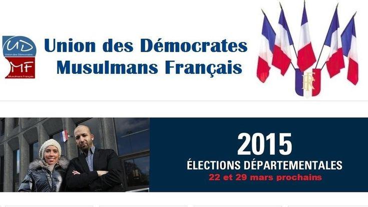 A toi l'honneur !: Elections départementales: Un parti musulman passe...