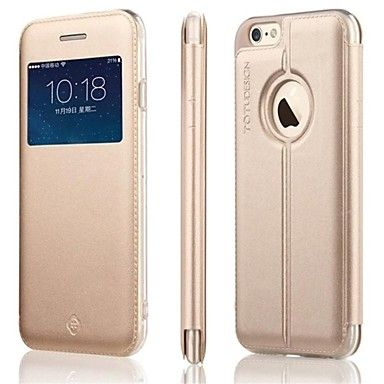 TOTU TPU r Cover for iPhone 6/iPhone 6 Plus(Assorted Colors) – USD $ 42.99