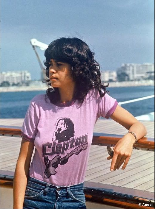 Maria Schneider in the 1970s. #cartonmagazine