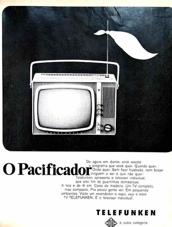 Propagandas Históricas | Propagandas Antigas | História da Publicidade: anos 60