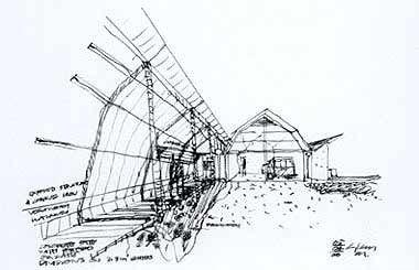 Glenn Murcutt Sketch