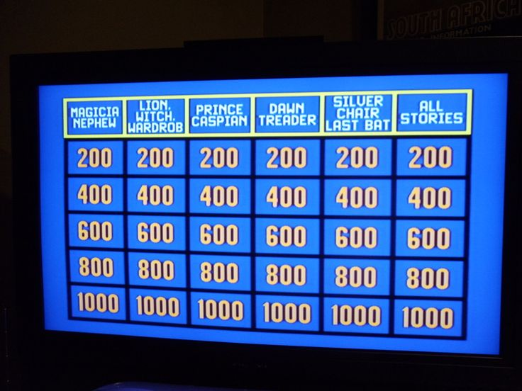 29+ Jeopardy online game with friends mode