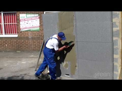 External Solid Wall Insulation - TheGreenAge