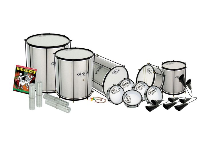 Are you into samba? You can get everything here!