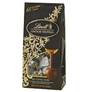 Lindor Truffles Extra Dark Chocolate
