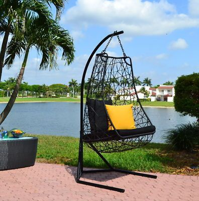 Modern Contemporary Outdoor Swing Chair Anjuna Model DL015