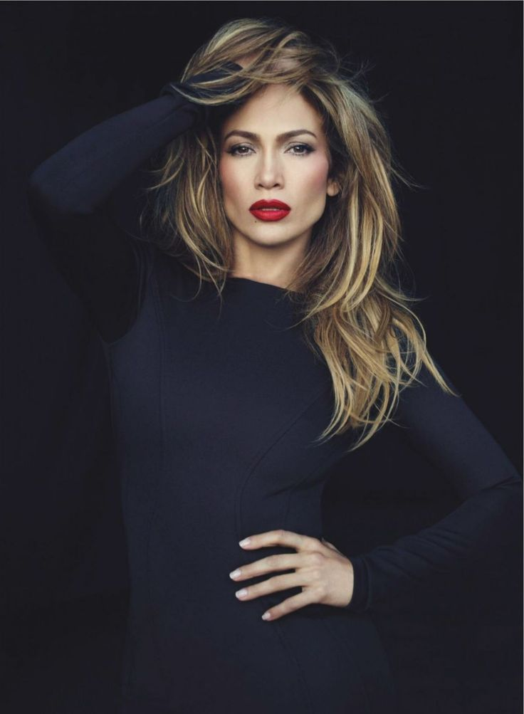 Jennifer Lopez - Marie Claire Magazine December 2015 Issue