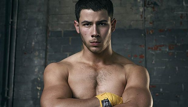 The Evolution of Nick Jonas: From Purity Ring to Boxing Ring/// Surprise! Nicky grew muscles.
