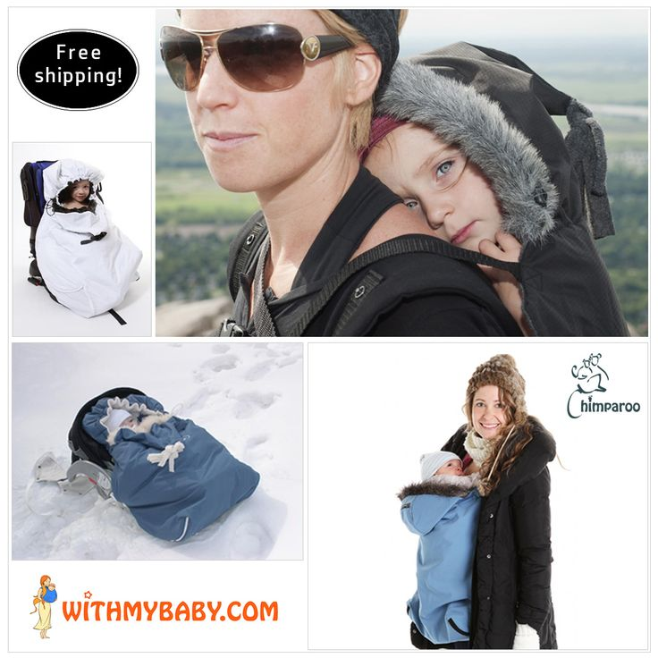 Winter clearance! Buy a 3 in 1 baby carrier / car seat / stroller cover with the biggest discount for the season! Use the coupon WINTER18OFF at checkout until February 1!