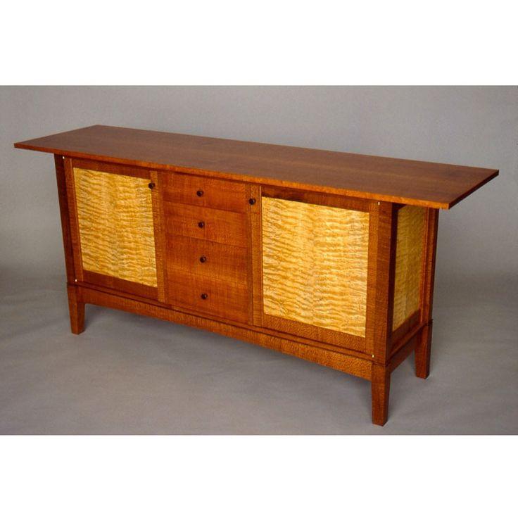 Beefwood Sideboard by Anton Gerner - bespoke contemporary furniture melbourne