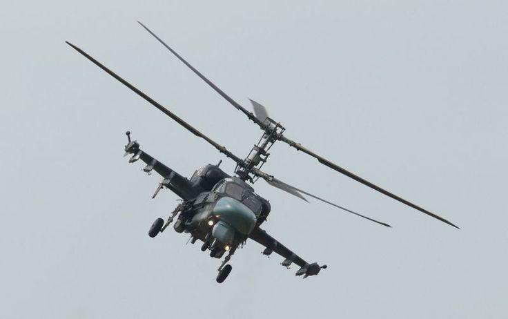 Армейская авиация ЮВО провела «экстремальные» тренировки в Приэльбрусье