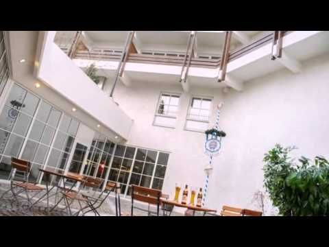 Michel Hotel Landshut - Landshut - Visit http://germanhotelstv.com/michel-landshut This 4-star hotel lies on the banks of the Isar River a 2-minute walk from the centre of Landshut. It offers spacious rooms a spa area and underground parking. -http://youtu.be/yrO-TX34a_Q