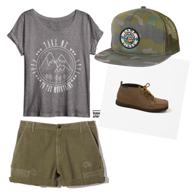 """Camping"" by ava321 ❤ liked on Polyvore featuring Abercrombie & Fitch and Poler"