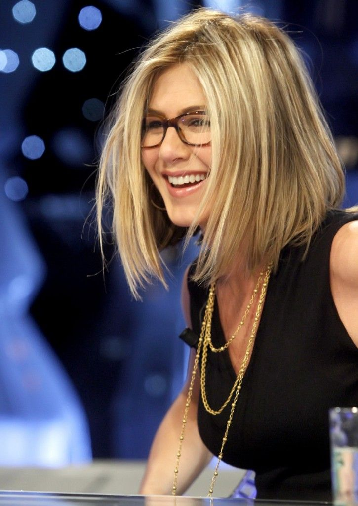 Hair cut...yes I know the Jennifer Aniston!