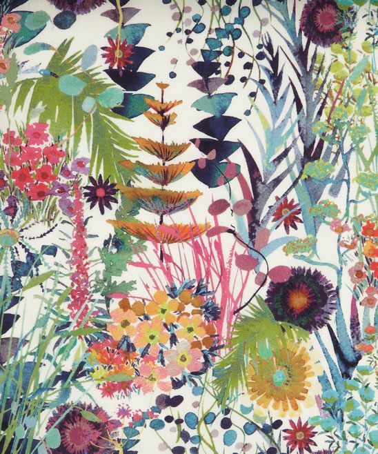 Tresco C Liberty of London Tana Lawn Fabric Tresco, NEW Spring Summer 2013 Liberty of London collection.